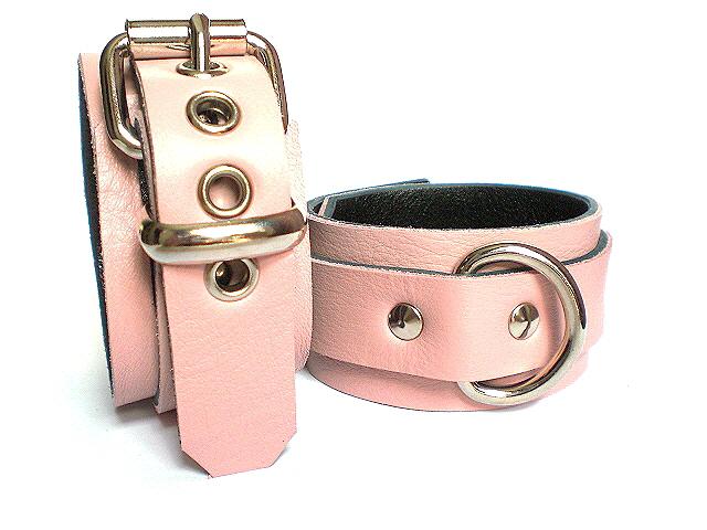 standard buckles - baby pink