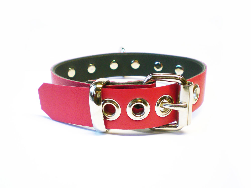 poppy red - standard buckle