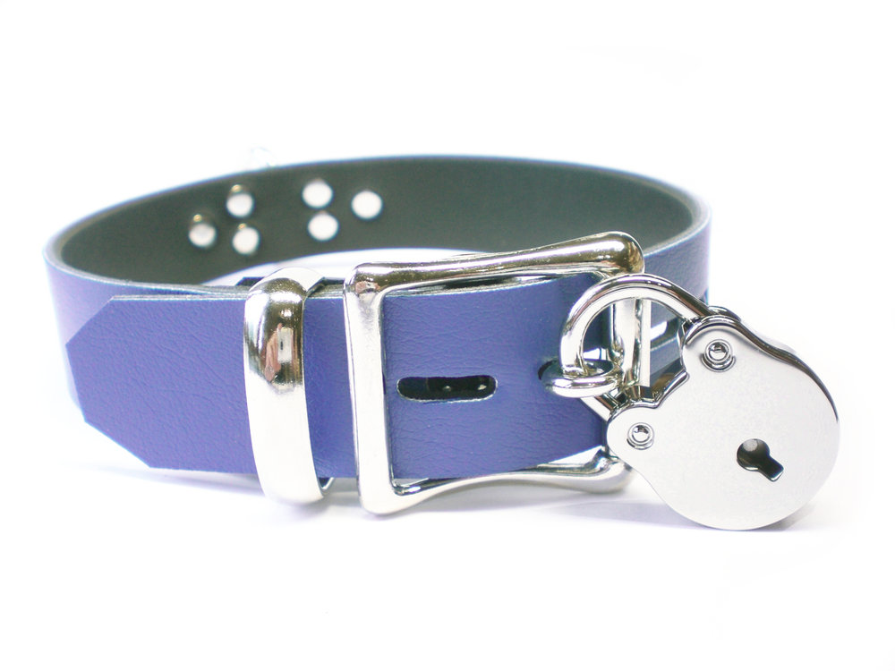 clipper blue - lockable buckle