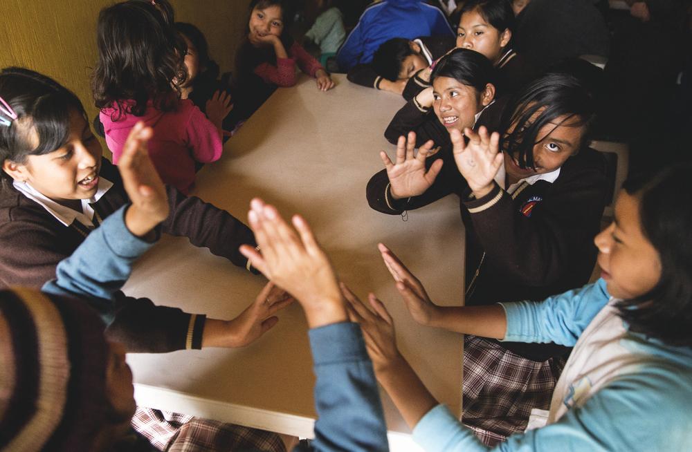 Manna Children | 2014