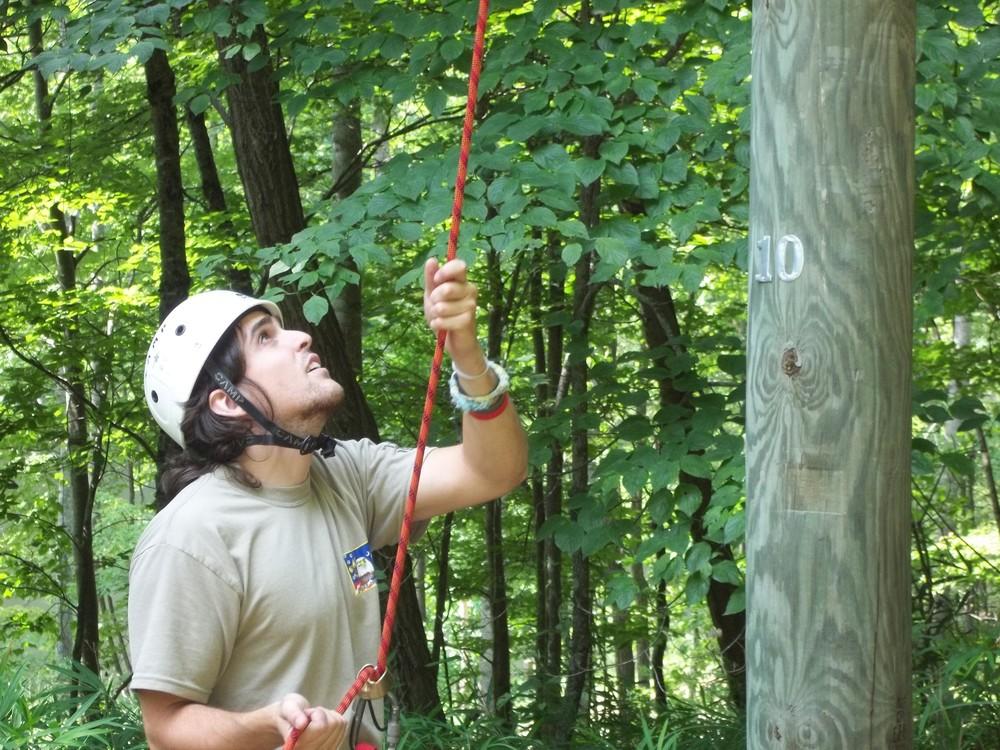COPE/Climbing Wall