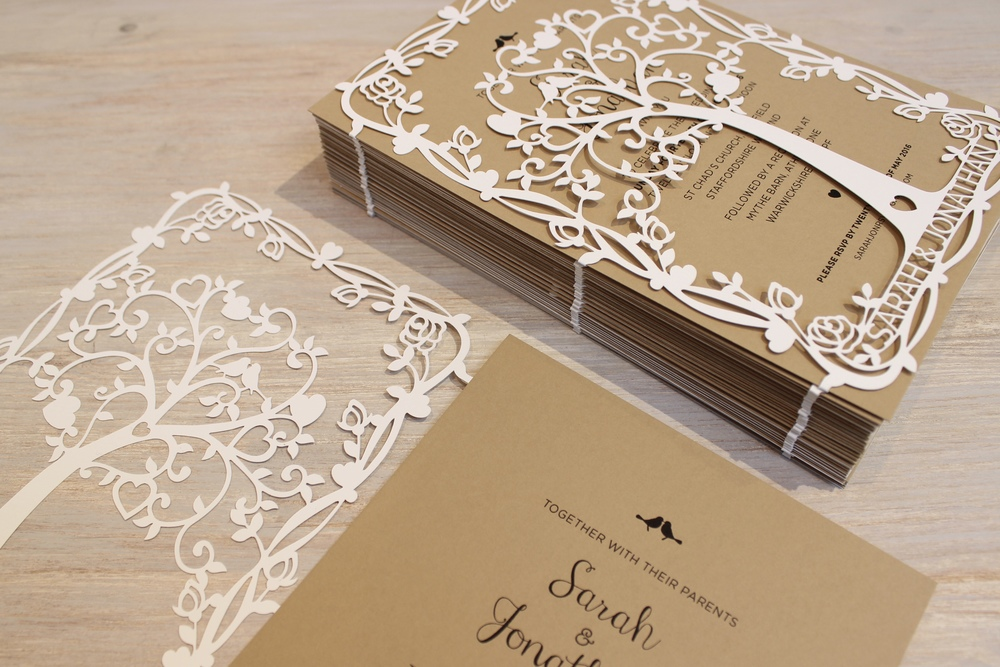 Wedding Stationery Ranges