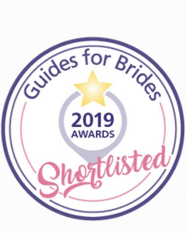 Thank you @guidesforbrides for shortlisting me and to all my lovely customers who reviewed me 😊  #guidesforbrides #guidesforbrides2019awards #voteforme #weddingawards #weddingawards2019