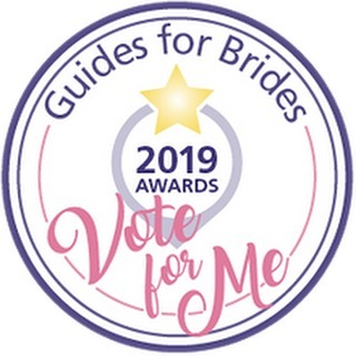So lovely people, having been shortlisted in the @guidesforbrides awards, the next step is voting. If you have a moment I would very much appreciate it if you could vote for me! 😊 link for voting in profile x  #guidesforbrides #guidesforbridesawards #guidesforbridesawards2019 #weddingstationery