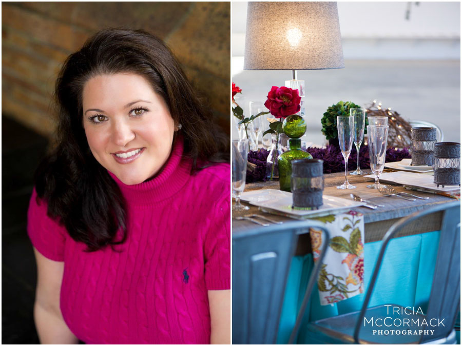 Tara Consolati, founder of Berkshire Wedding Collective.