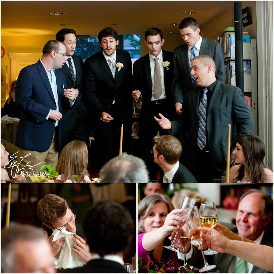 Wedding in New England