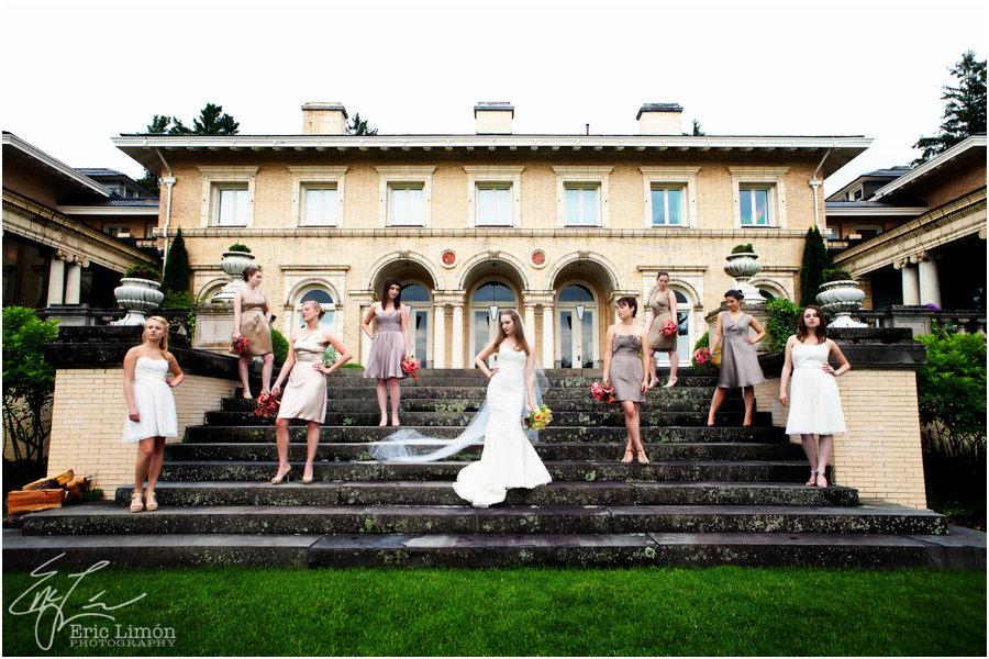 Wheatleigh Wedding