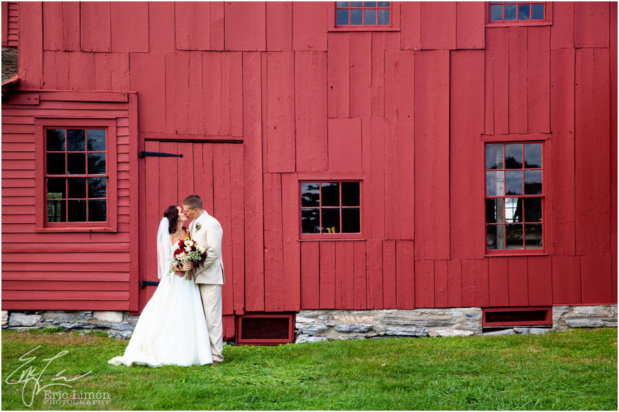 Barn Wedding in the Berkshires