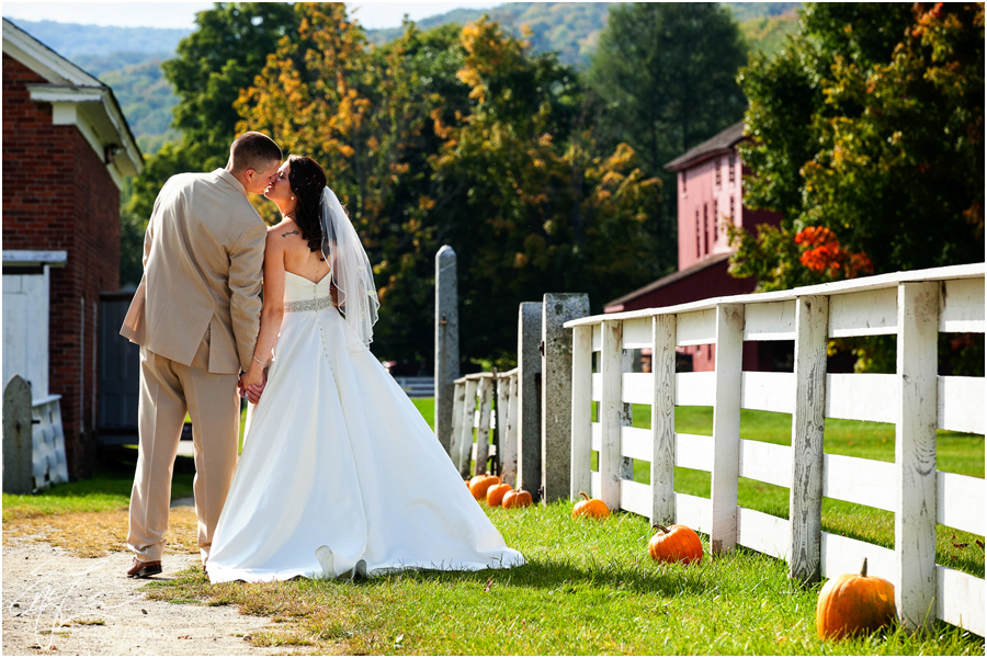 Farm Wedding in the Berkshires