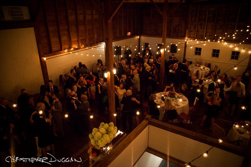 Barn Wedding in MA