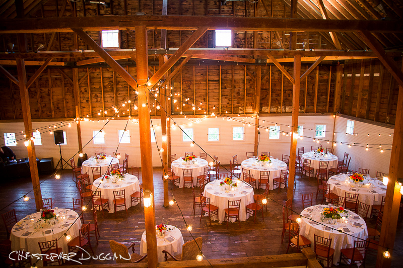 Barn Weddings in the Berkshires MA