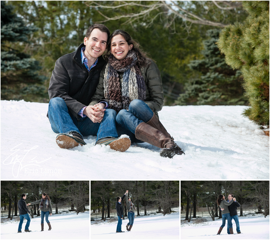 Berkshires Engagement Session