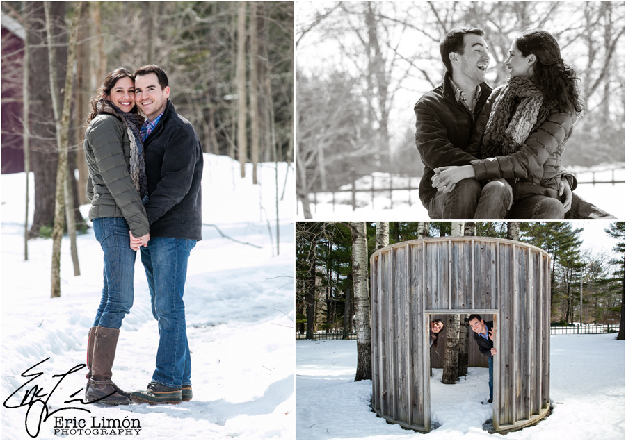 Berkshires MA Engagement Session