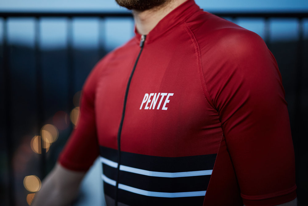 Pente Cycling Commercial Photography