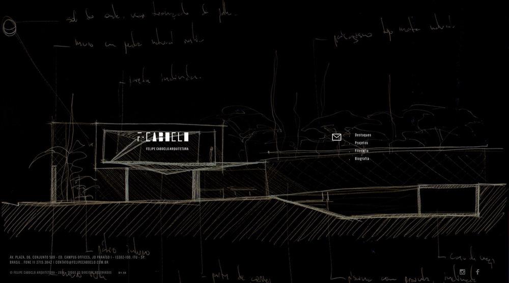 Felipe Caboclo Arquitetura