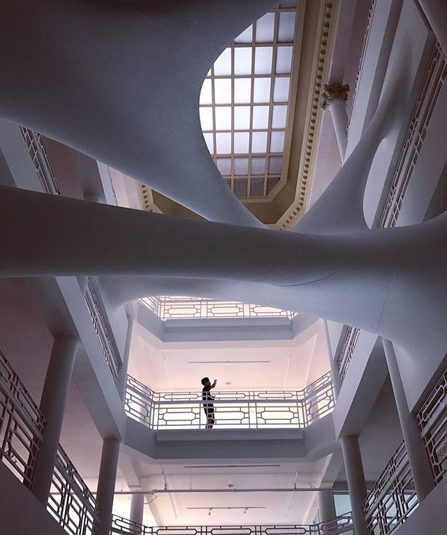 Architecture porn #artbasel #tbt