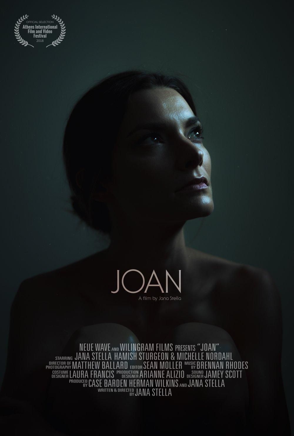 JOAN - Written & Directed by Jana Stella10minComing Soon