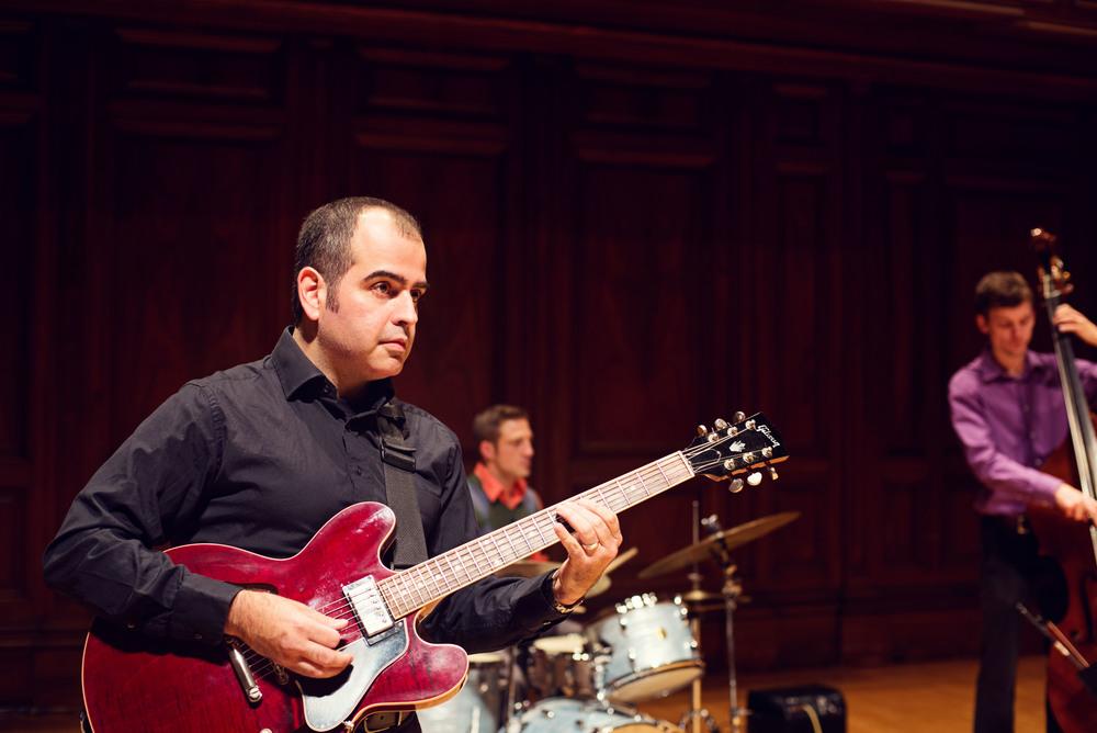 Derick Cordoba Guitarist