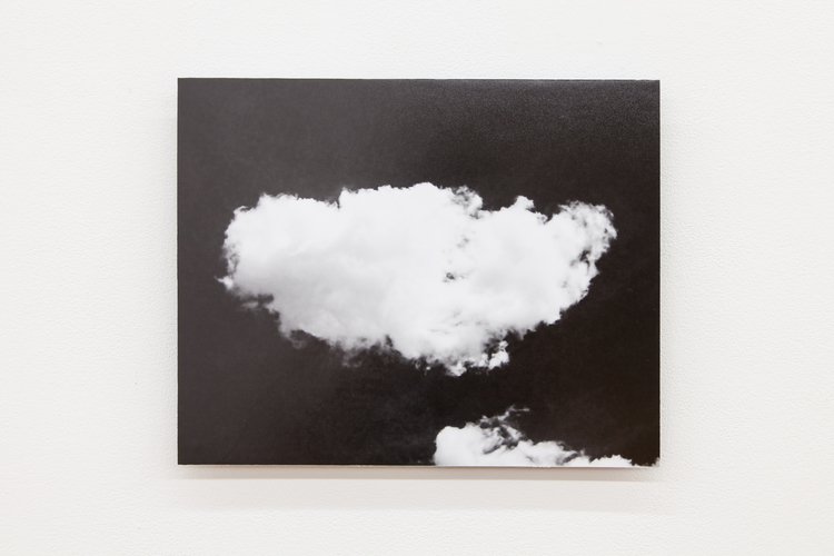 It could be the perfect day for that special something  2013 Mounted inkjet prints and plaster  Dimensions variable