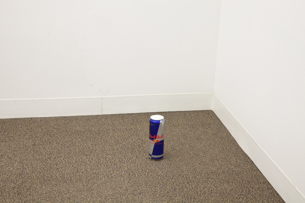 Nick Darmstaedter RedBull Without A Cause 2012 RedBull can with plaster 7.5 x 2.5 x 2.5 inches