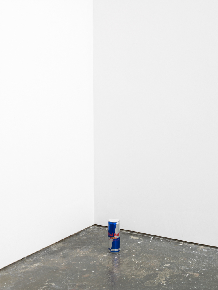 RedBull Without a Cause 2012 RedBull can and plaster Dimensions variable