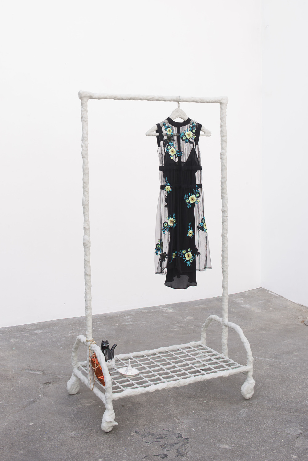 Website Three 2014 Christopher Kane, Anya Hindmarch, Shinzi Katoh, Anthropologie and Magic Sculp 69.68 x 50 x 24.8 inches