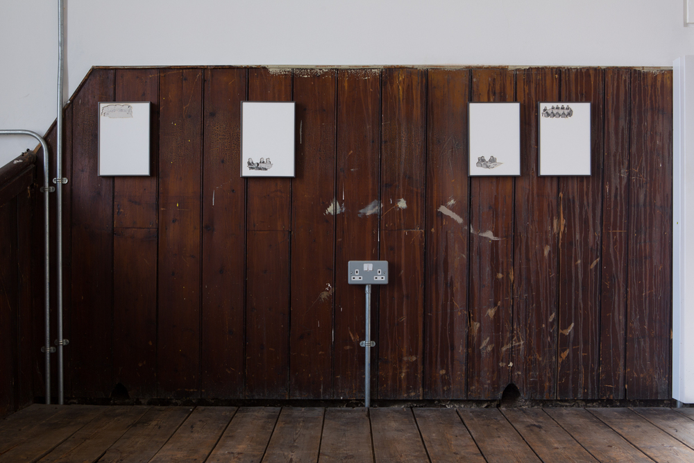 Zachary Susskind - (CONFERENCE) - Artifacts: Language Barriers - Installation view