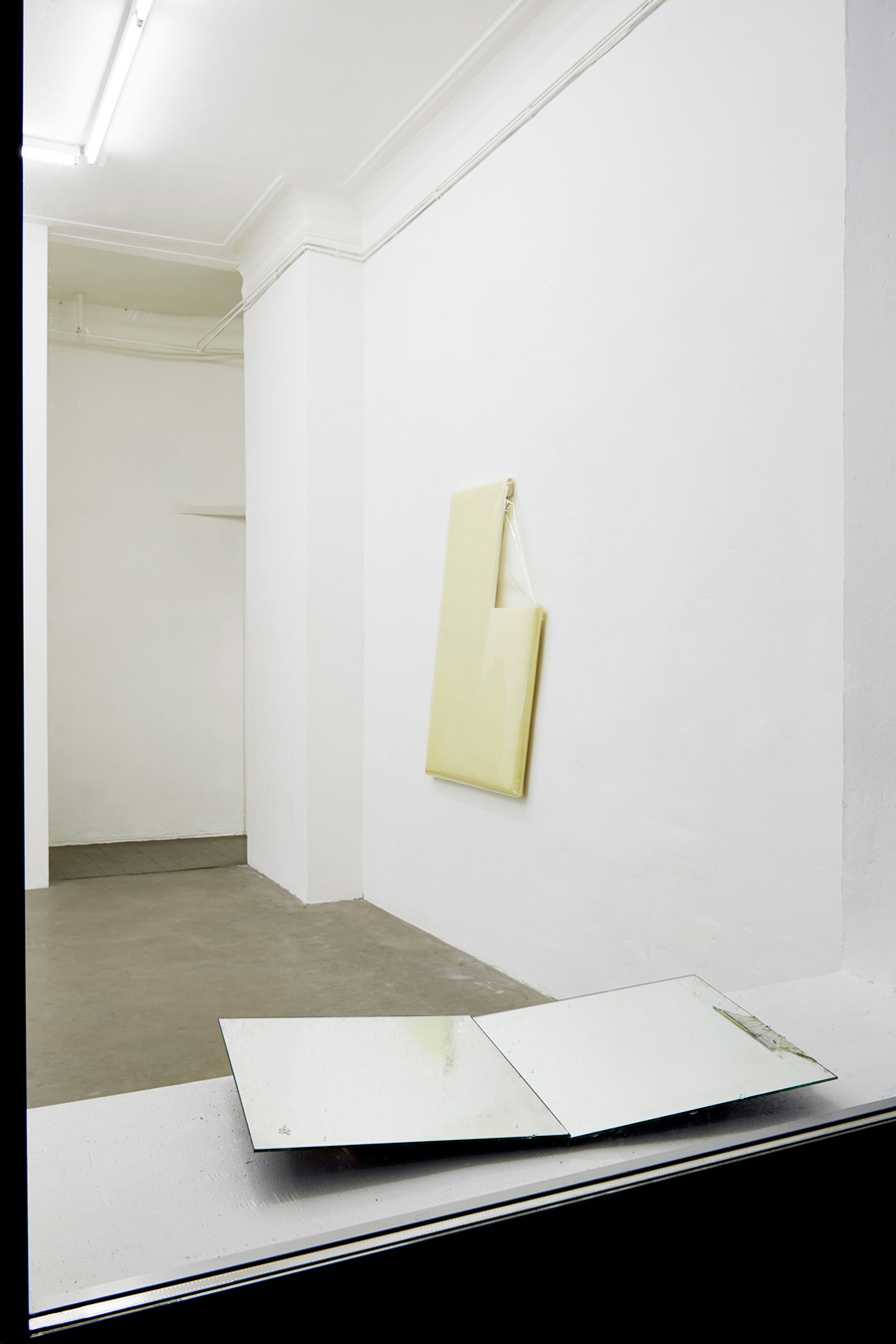 Installation view from solo project @ Jan Kaps
