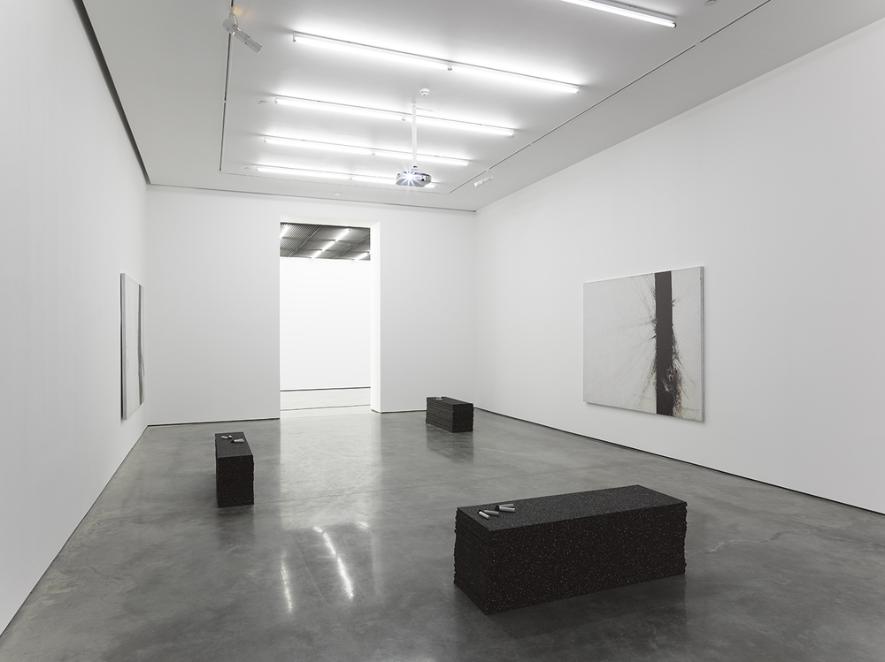 Installation view from solo project @ White Cube