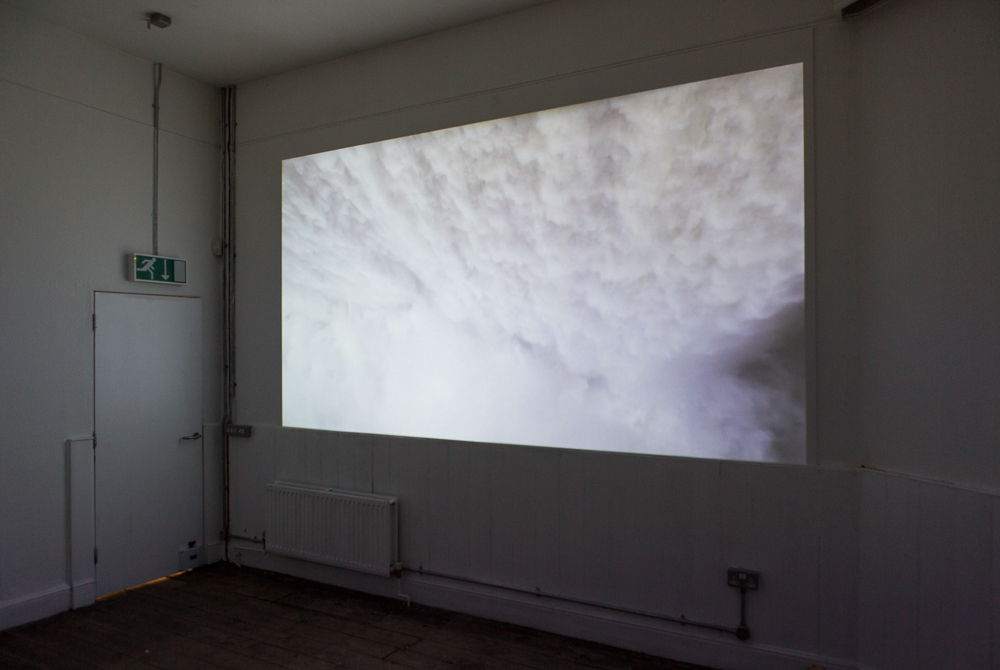 The Wash, 2014 Projected video, continuous loop, color, sound Dimensions varaible