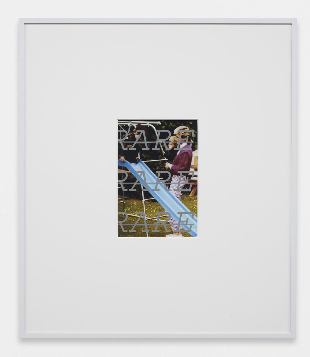 RARE RARE RARE ,2013  Inkjet print  29 x 25 inches