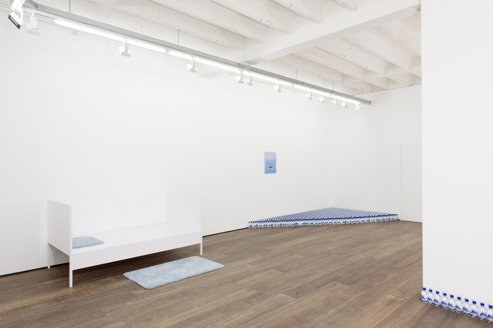 Installation view from Mountain Stream Ringtone @ Rodolphe Janssen