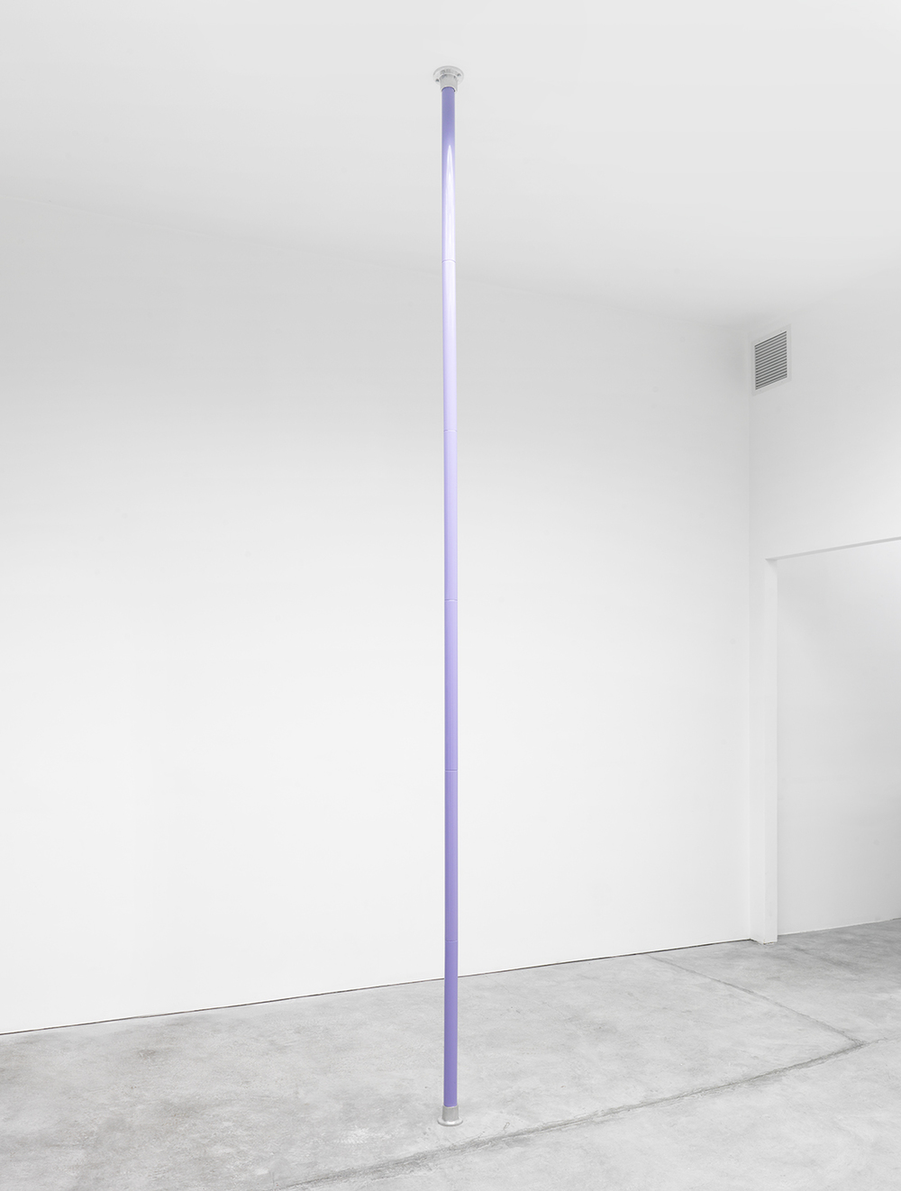 Erika Ceruzzi Spot me ( drop ), 2015 Steel Dimensions variable