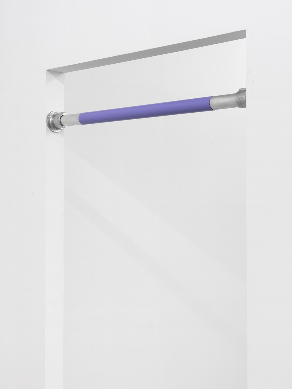 Erika Ceruzzi Spot me ( up ), 2015 Steel Dimensions variable