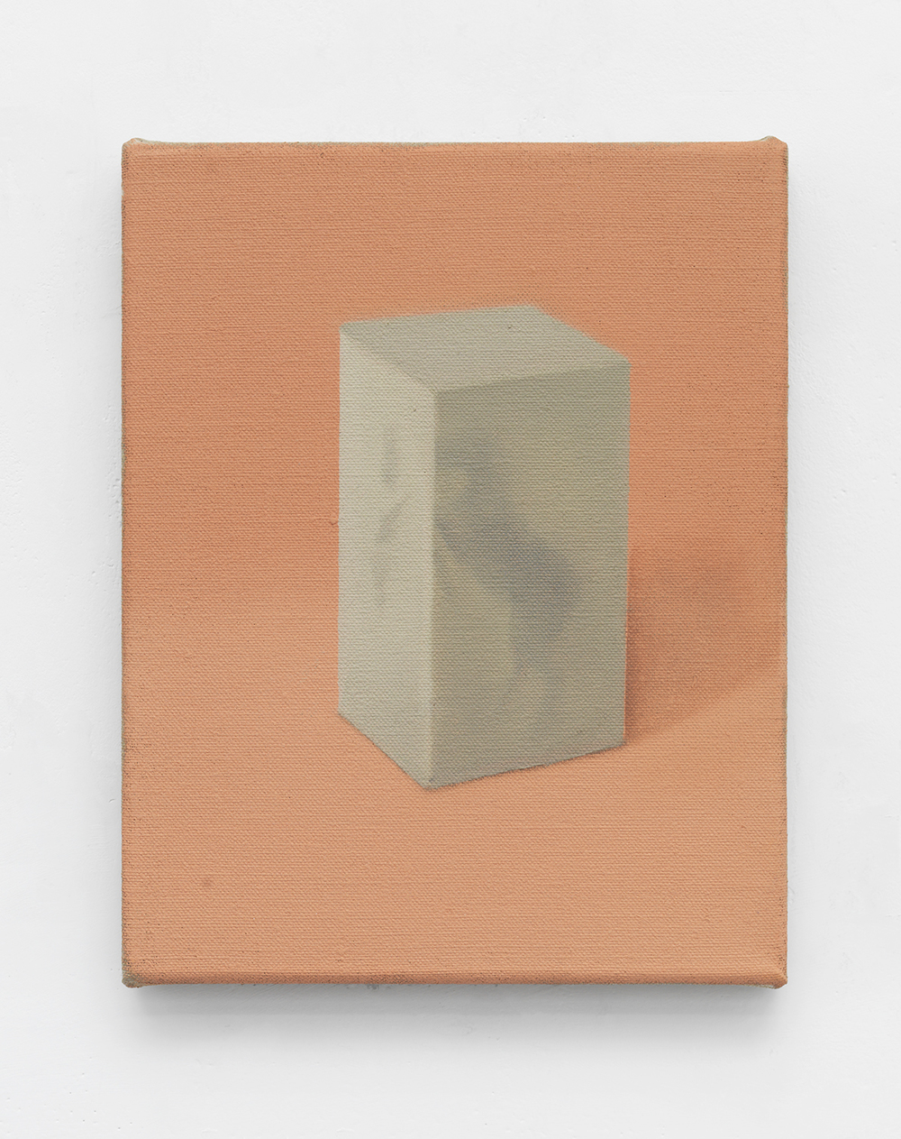 Rubber Horse, 2015 Oil on linen 10 x 8 inches