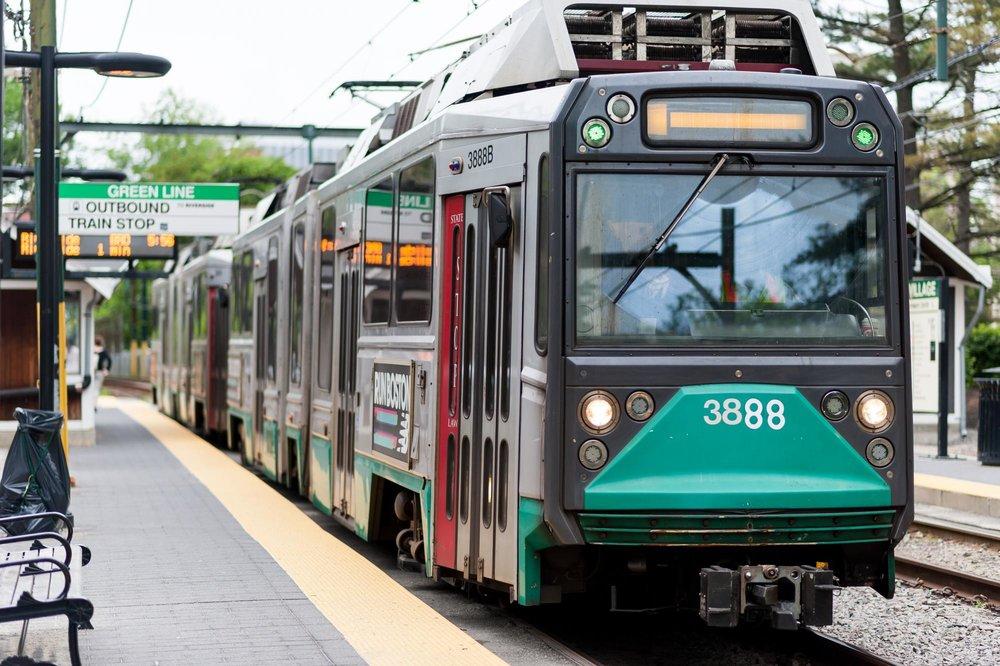 MBTA Green Line Extension Plans