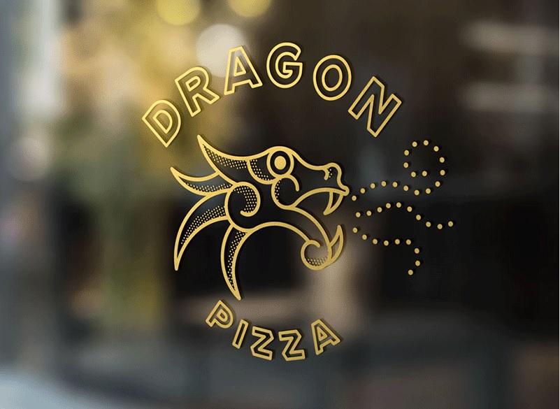Brand new in Davis Square: Dragon Pizza