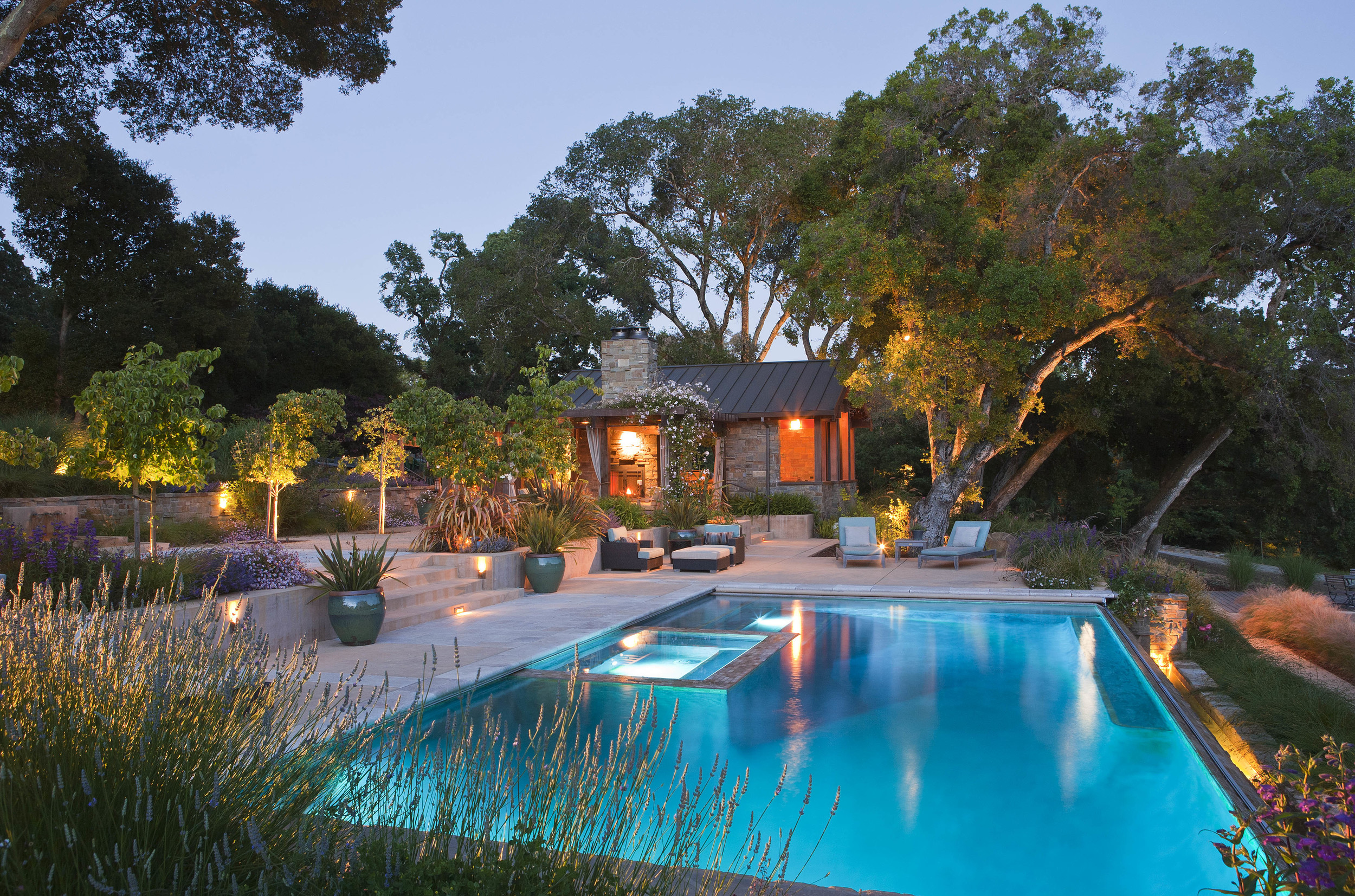 Whiskey Hill By Arterra Landscape Architects