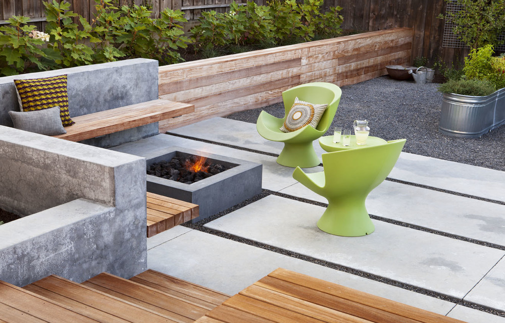 The Gathering Table by Arterra Landscape Architects Photo by Michele Lee Willson