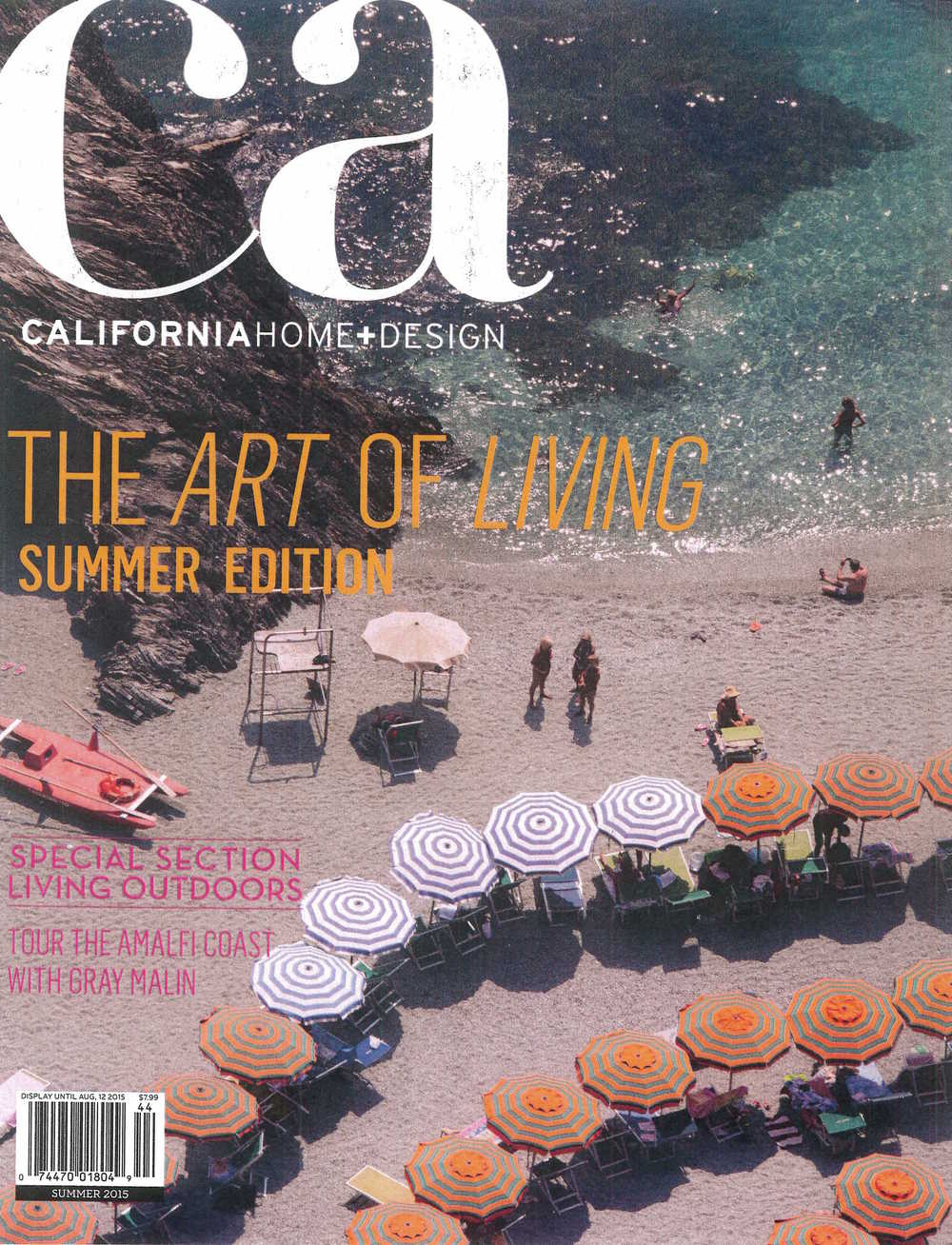 CA Home Design 2015 Summer_cover