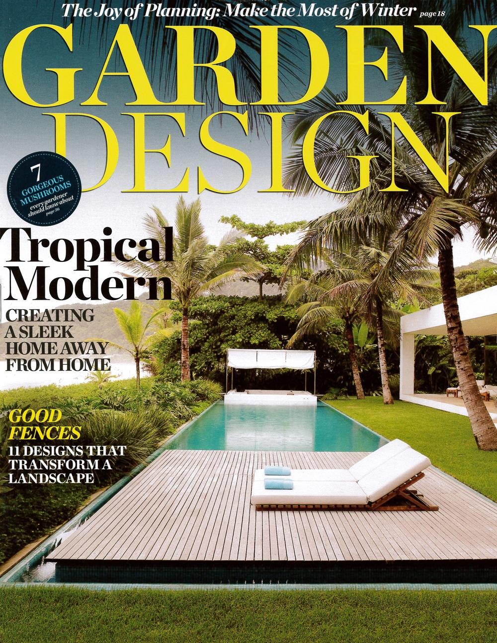 Press Arterra Landscape Architects - garden design magazine