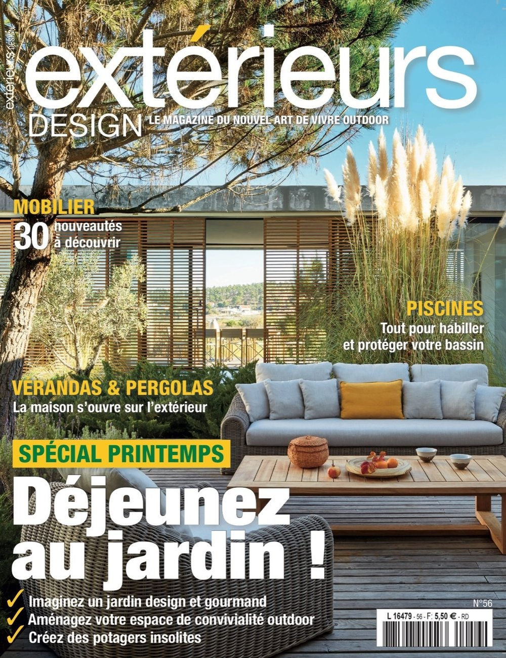Exterieurs Magazine 2017-03 — Arterra Landscape Architects