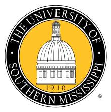 220px-University_of_Southern_Mississippi_Seal.png