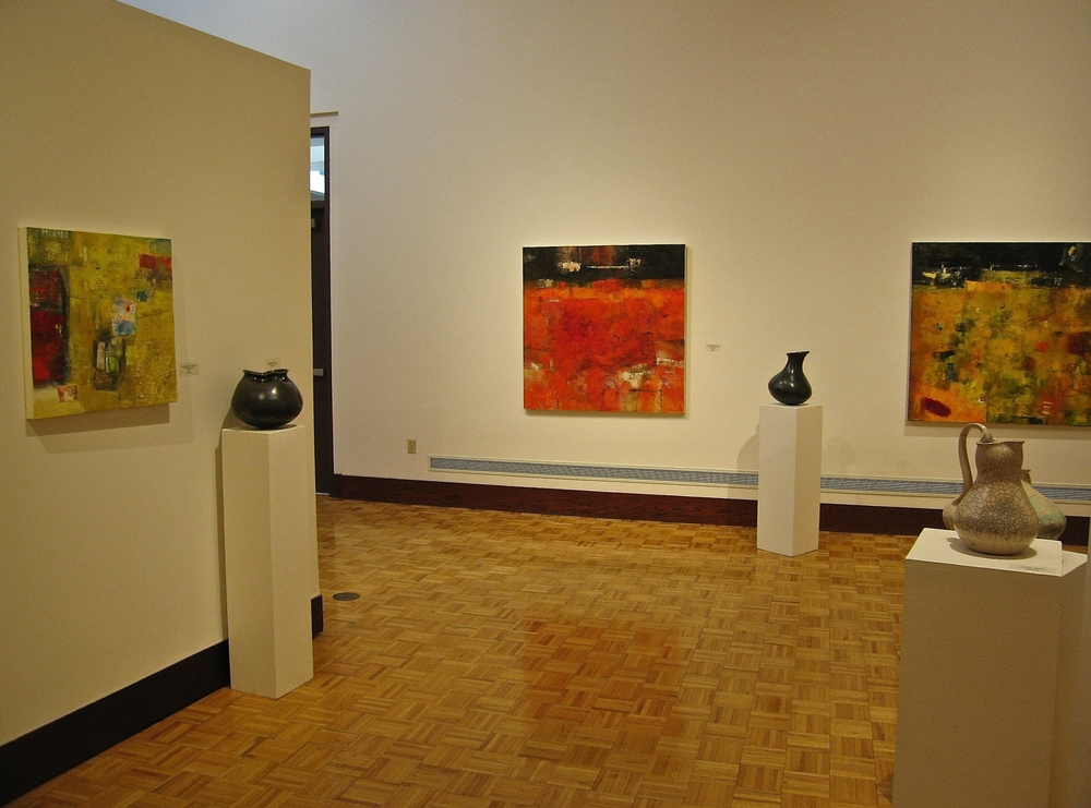 Christel DeHaan Art Gallery, University of Indianapolis, IN
