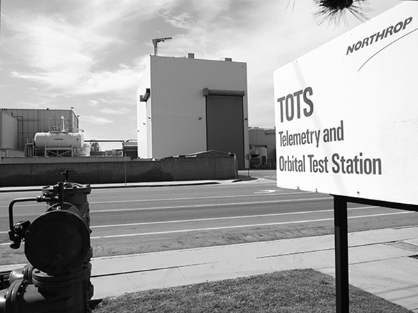 TOTS: Telemetry and Orbital Testing Station Building | Photo : Rick Miller