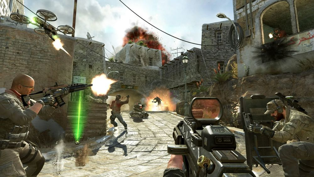 Call of Duty: Black Ops 2 | Source: PC Gamer