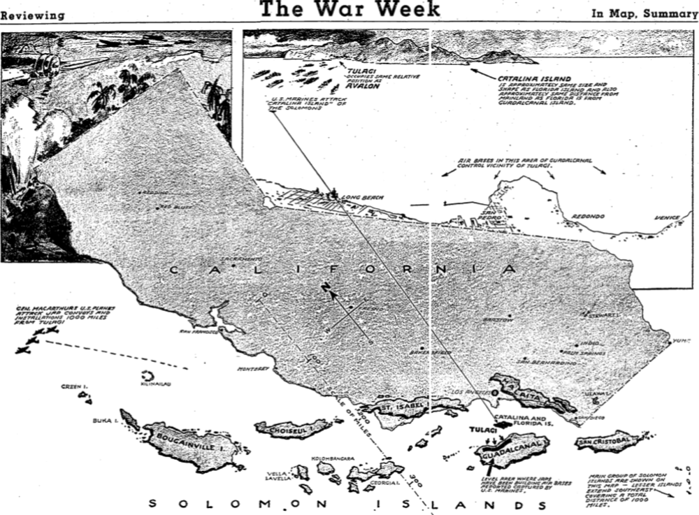 Figure 10 The War Week, Aug 16