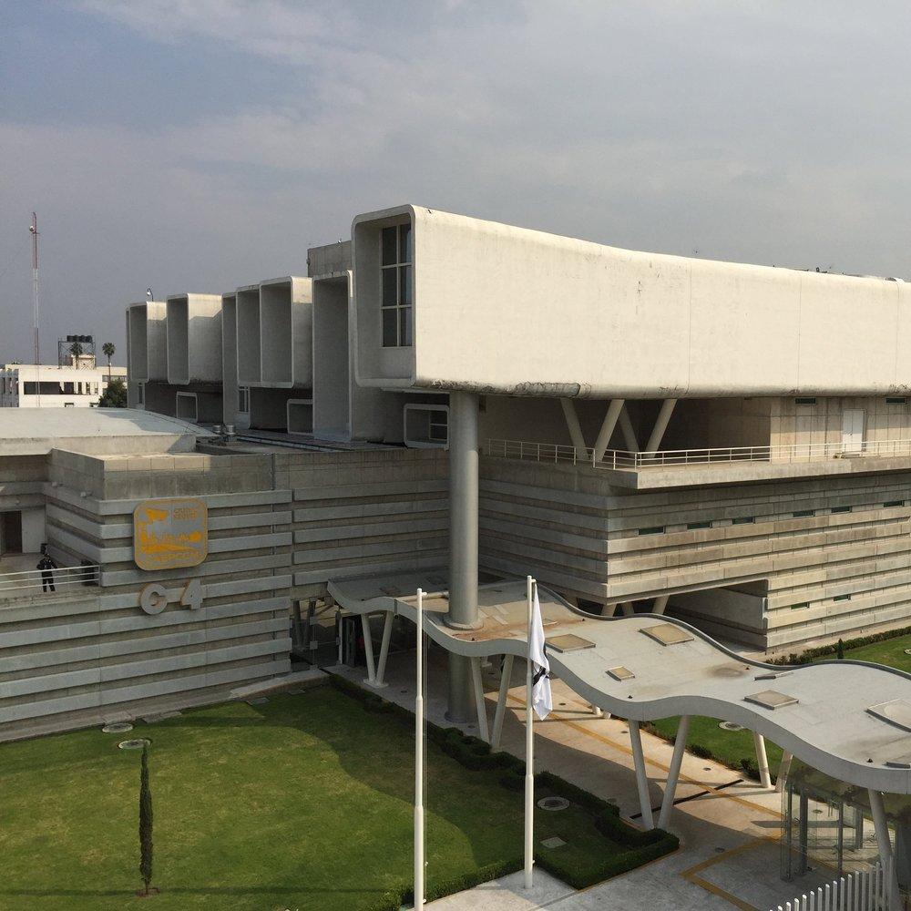 C4I4 - Mexico City