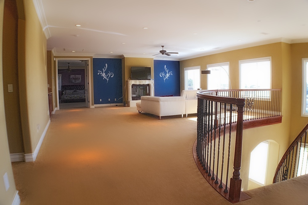 Upstairs Living Room
