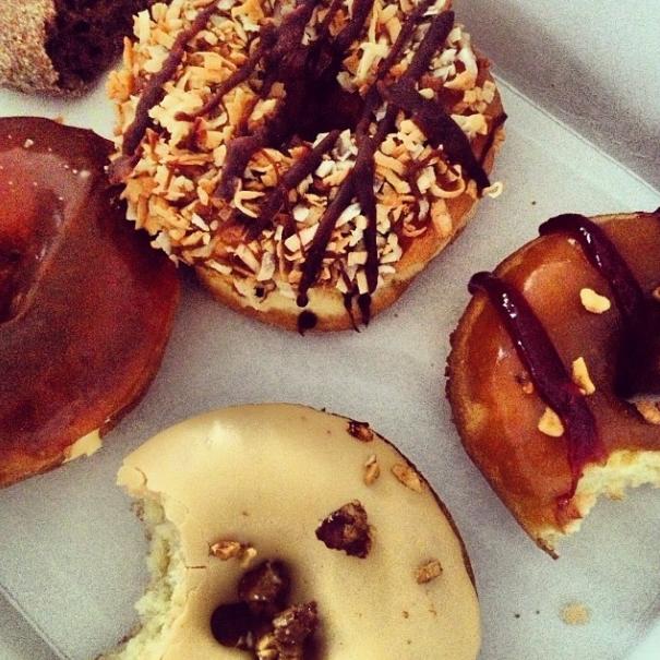 Dixie Doughnut assortment
